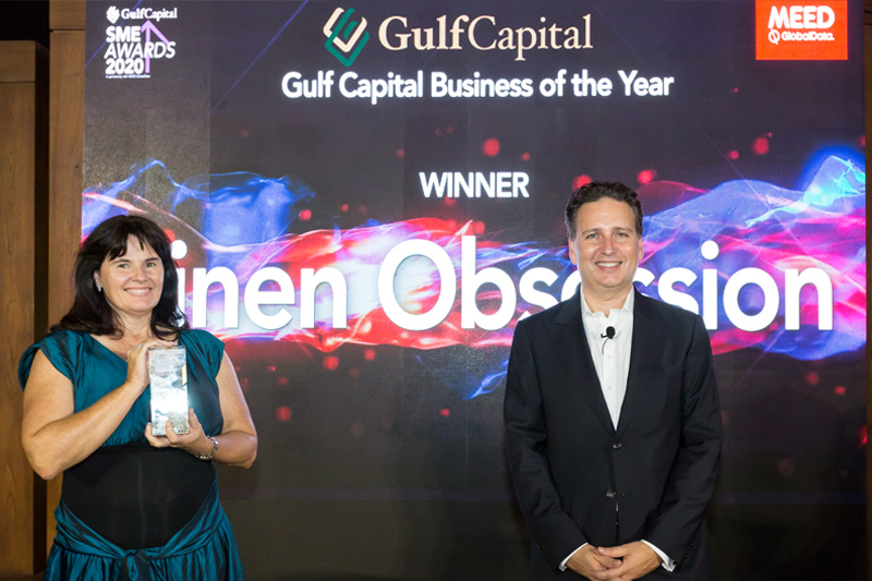 Gulf Capital and MEED-GlobalData celebrate resilient businesses at the 2020 Gulf Capital SME Awards