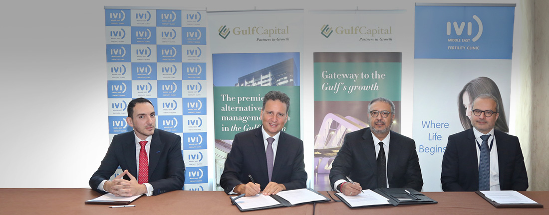Gulf Capital to Create a Global IVF Fertility Platform following its Acquisition of IVI-RMA-s Middle Eastern IVF Fertility Operation for over US$ 100 Million